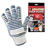 The Legendary Magic Oven Glove Hot Surface Handler (PAIR) - Cook, Adjust, Repair & Work Safely with the glove that can withstand temperatures of up to 540°F Bild