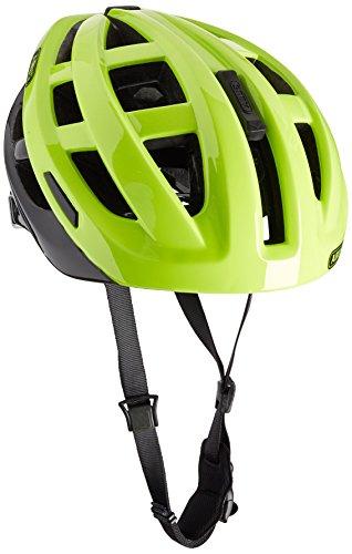 Abus vizz_ascent_green_m - in-vizz verde casco salita gara m