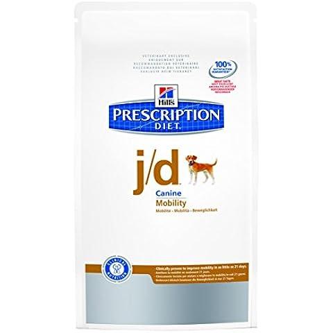 prescription diet j/d canine mangime secco kg.2