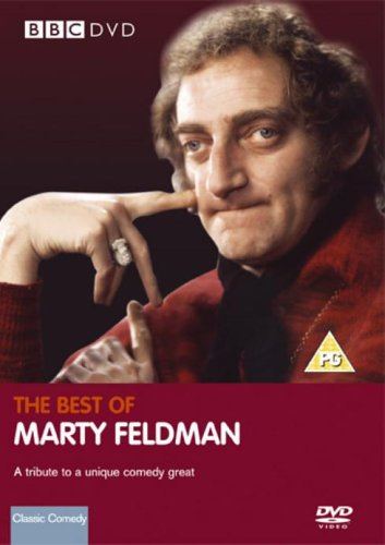 Marty Feldman - The Best Of Marty Feldman