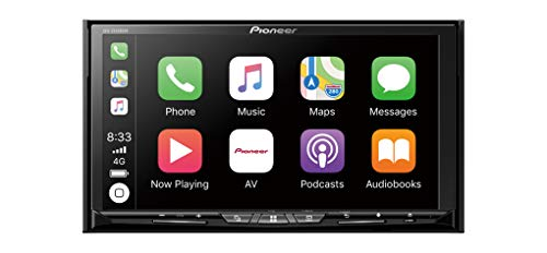 Pioneer AVH-Z9200DAB, WLAN, Apple CarPlay, Android Auto