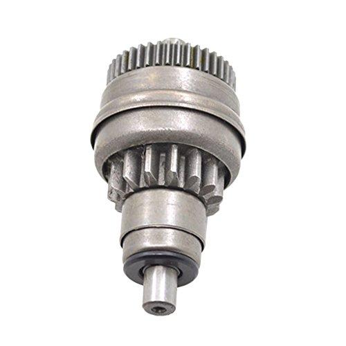 Preisvergleich Produktbild KESOTO Starter Getriebe Kupplungssatz für Startermotor für Honda WH100 SCR100 GCC100