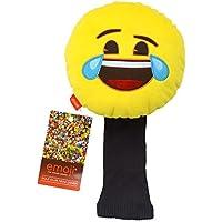 Emoji-Lachen Neuheit Golf Head Cover