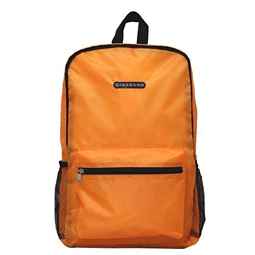 Giordano GAA-9012 3 L Backpack(Yellow)