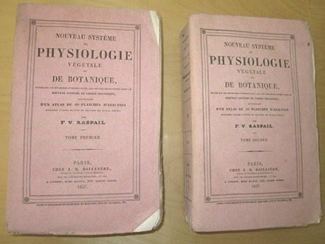 Nouveau Système de Physiologie Végétale et de Botanique (2 Tomes)
