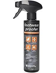 Mountain Warehouse Imperméabilisant chaussures Soin protection Vaporisateur 725 ml
