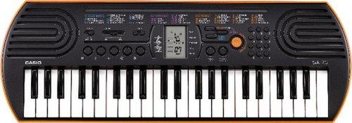 Preisvergleich Produktbild Casio Keyboard SA-76 - 44 Tasten