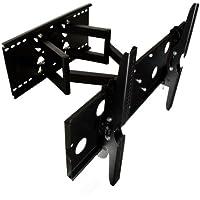 Supporto-it! Girevole, inclinazione, estensibile HDTV LCD Plasma supporto da parete