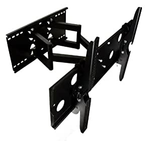 Mount-It! Support TV pivotant en acier Noir LCD et Plasma compatible avec Sony modèles KDL32L5000 KDL32S5100 KDL37L5000, kdl40 V3000 kdl40 Ve5 KDL40Z5100 KDL46S5100 KDL46W5100, KDL46Z5100 KDL52Z5100 KDL - 32S2000, KDL - 40W5100, KDL - 46XBR4
