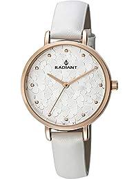 Radiant Reloj Analógico para Mujer de Cuarzo con Correa en Cuero RA431602
