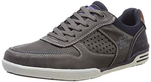 82905 Sneaker, Grau (Coal 00013), 44 EU ()
