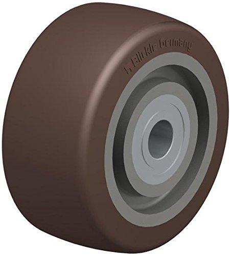 BLICKLE GB 128/20K Rad, 12,5cm Durchmesser, 1540LB. Tragkraft