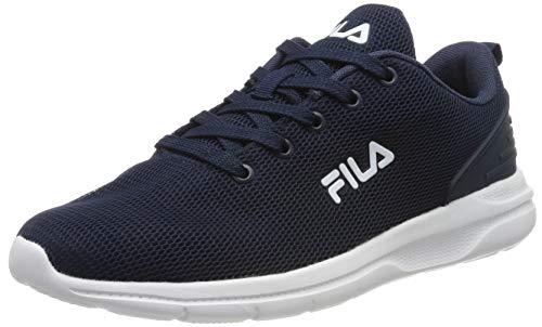 Fila Herren Men Sport&Style Fury Run III Low Hohe Sneaker, Blau (Dress Blue 29y), 45 EU