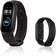 Xiaomi Mi Band 5 Smart Activity Bracelet, Activity Monitor, Fitness Tracker Cardio Frequenzimetro, Schermo a C