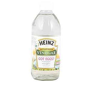 Heinz  Vinegar -Distilled White, 473ml  Bottle