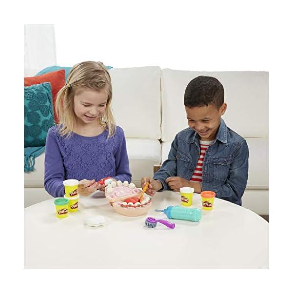 Hasbro Play-Doh - Play-Doh Dottor Trapanino, B5520EU4 4 spesavip