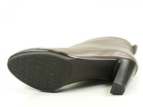Hispanitas Amberes HI63891 bottes & bottines femme Ankle Boots Grau