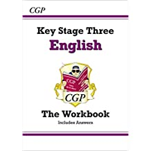 KS3 English Workbook (with answers) (CGP KS3 English)