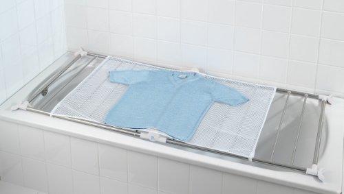 Vasca Da Bagno Lunghezza : Wenko 3772020100 stendibiancheria per vasca da bagno profi