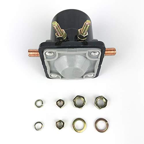 Preisvergleich Produktbild guoxuEE Starter Solenoid-SCHALTERRELAIS Für Johnson OMC Evinrude Außenborder 12 Volt schwarz