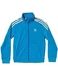 Adidas Originals - Veste / Gilet - Firebird Tt Kid - Bleu