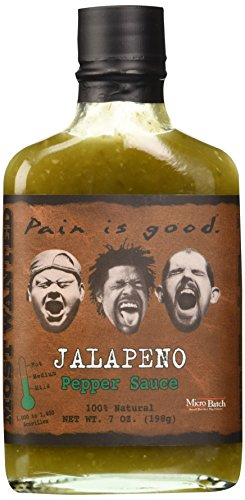 Original Juan - pain is good Jalapeno Pepper Chili...