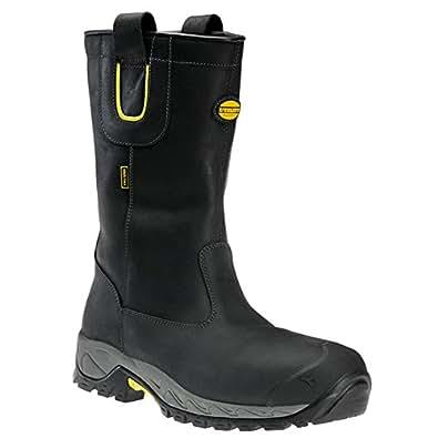 Diadora chaussures de sécurité bottes Ibex S3 157 607, couleur:noir;pointure:39