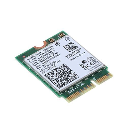 MIUSON 1730M Intel 9560NGW Wireless-AC NGFF M.2 CNVio