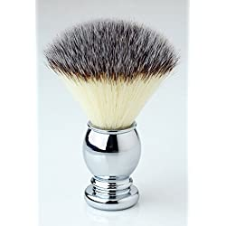 Shaving Brush - Pearl Shaving - Luxury Shave Brush - Perfect for Home or Travel - Must Have Present for Mens Grooming Set