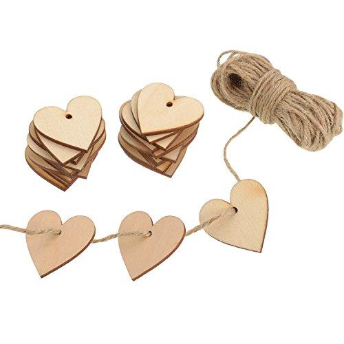 outus-100-pezzi-cuore-di-legno-abbellimenti-cuore-di-legno-40-mm-con-10-m-naturale-spago-per-matrimo