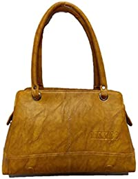 Linker Bags Form Brown Hand Bags (LB-42)