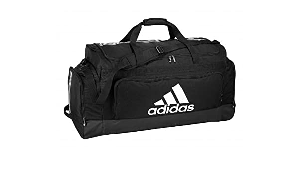 sports shoes 7317f ed624 ADIDAS Extra Large Team Travel Bag with Wheels  Amazon.co.uk  Sports    Outdoors