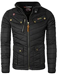 Geographical Norway - Doudoune noir geographical norway