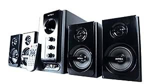 Intex IT 2675 SUF 4.1 Channel Multimedia Speakers
