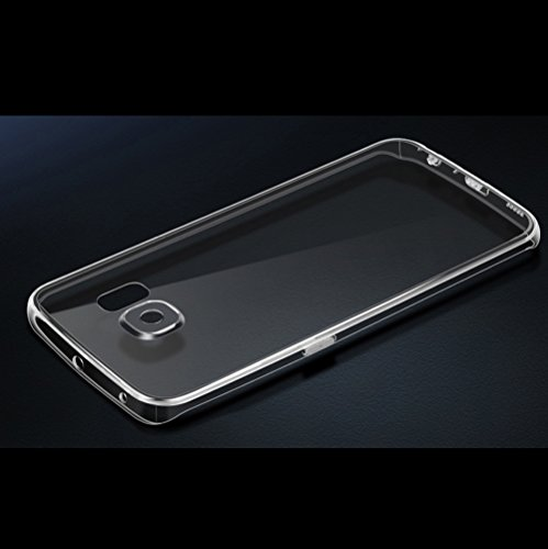 Minto Ultradünn TPU Hülle iPhone 8 Plus / iPhone 7 Plus Silikon Schutzhülle Handyhülle Case Crystal Cover Durchsichtig transparent 0.6mm Galaxy S7