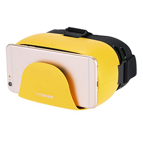 docooler Bao Feng Mojing XD-4 VR Virtual Reality Brille 3D-VR-Brille Headset 3D Movie Game Universell für Android iOS Smart Phones innerhalb von 4,7 bis 5,7 Zoll - 3