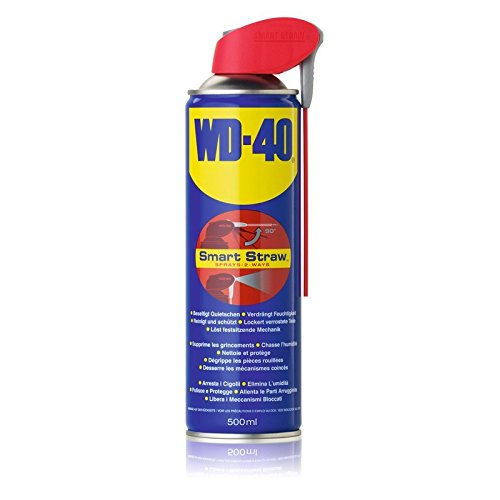 WD-40 Multifunktionsspray Smart-Straw -