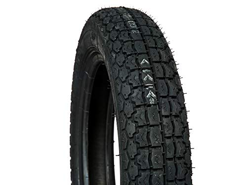 OxoxO 12 inch Innertube 3.00-12 12 Inch Inner Tube for 90cc 110cc 125cc Pit Dirt Bike Pack of 2