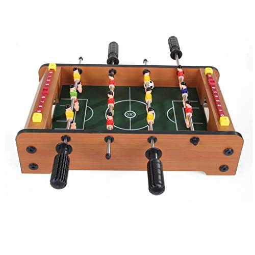Table Football Kids Toys Gift Children's Educational Toy 3-10 Year Old Children's Toy Gift 4-seat Machine Family Game Machine Arcade & Table Games