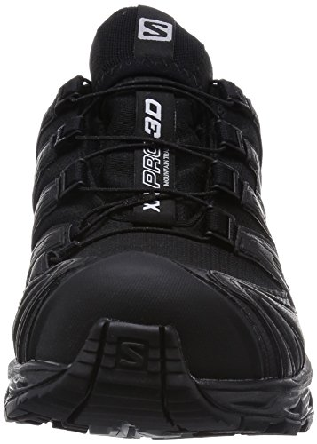 Salomon  XA PRO 3D GTX, Chaussures de Trail femme Noir (Black/Asphalt/Light Onix)