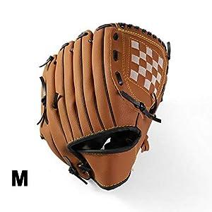 Zay Baseballhandschuh Softballhandschuh Outdoor Sports Pitcher Linke Hand...