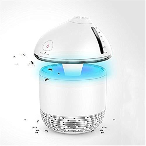 Mosquito Killer Lámpara Modo Dual Interfaz USB Tipo De Succión Protección del Medio Ambiente Humidificador...