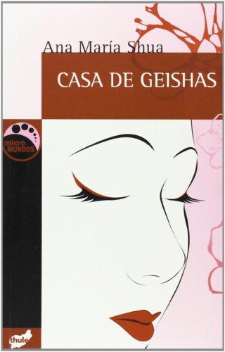 Portada del libro Casa de geishas (Micromundos)