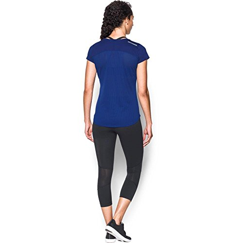 Under-Armour-Womens-Fly-by-Short-Sleeve-T-Shirt