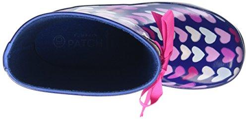 Pumpkin Patch Girls Lace Up Gumboot, Bottes fille Multicolor (Multi)