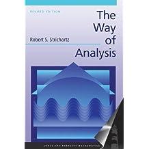 The Way of Analysis (Jones and Bartlett Books in Mathematics)