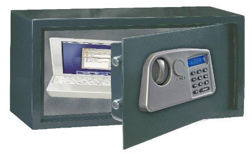 Rottner Elektronik Möbeltresor Trendy Lap, Elektronikschloss, Code-Umstellmöglichkeiten, Montagebohrungen