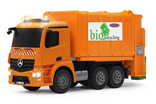 Jamara 405079 - Müllwagen Mercedes Antos 1:20 2.4 GHz Fahrzeug