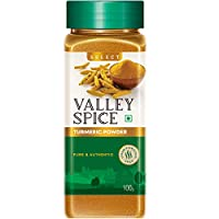 Valley Spice Turmeric Powder - Select 100g