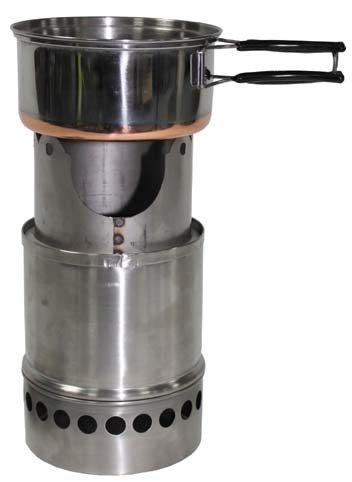 Outdoor-Ofen, Firepot Typ 140